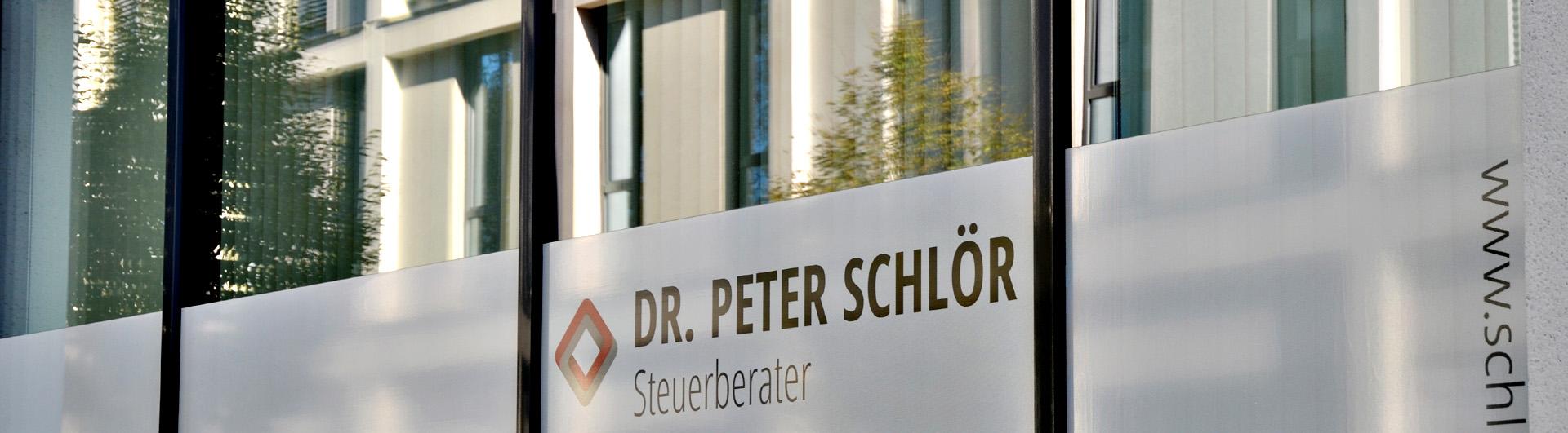 Gebäude Dr. Peter Schlör Steuerberater Heidelberg